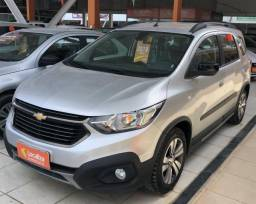 SPIN 2018/2019 1.8 ACTIV7 8V FLEX 4P AUTOMÁTICO - 2019