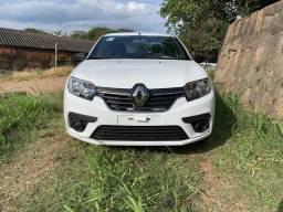 Renault Logan Life 1.0 - 2020