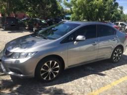 Civic LXR 2015 automático - 2015