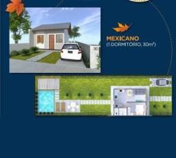 46790- Casa à 980m da BR 386, em Nova Santa Rita