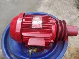 Motor de indução trifásico 3 cv baixa rotação