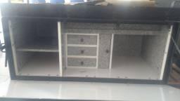 Caixa de cozinha para Carretas 0,60