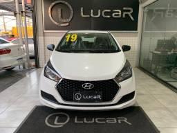 (*60x R$846,00) HB20 Unique 1.0 Hatch 2019/2019 Completo