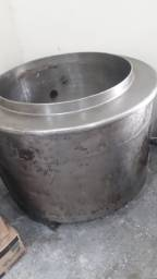 Caldeirão ou Panelão industrial em aço inox