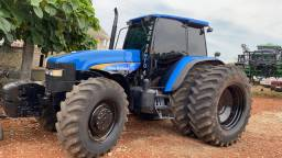 Trator new holland TM165
