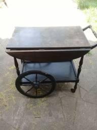 carrinho de chá por $100