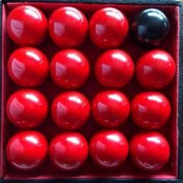 Bolas De Bilhar/Snooker Belgas Aramith | Regra Inglesa | Original