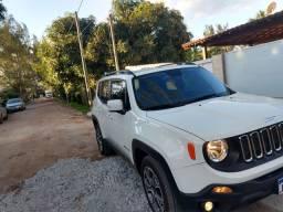 Jeep Renegade longitude diesel - baixa km- oportunidade
