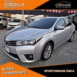 Toyota Corolla XEI 2.0 2015 Automático