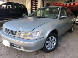 Toyota- Corola XLI 1.8 gasolina 2002