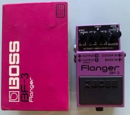 Pedal Boss Flanger - BF3
