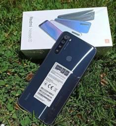 Smartphone Xiaomi Redmi Note 8T Preto 64gb - Loja física