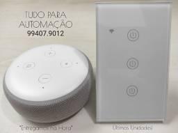 Interruptor Wifi 3 Teclas Smartlife. Compatível com Alexa e Google Home. Pronta Entrega