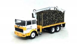 5 Miniatura Caminhão coleção caminhões Brasileiros