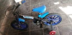 Bicicleta aro 16 tech Boys infantil