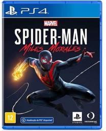 Título do anúncio: Spider Man Miles Morales P$4