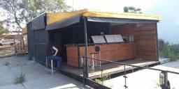 Título do anúncio: Container ,bar, restaurante espaço para cozinha