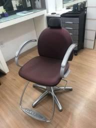 Cadeira para salão/barbearia ferrante