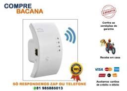 Repetidor de Sinal Wifi 600mbps Wireless Expansor de Sinal