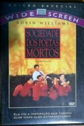 DVD - Sociedade dos Poetas Mortos - Original
