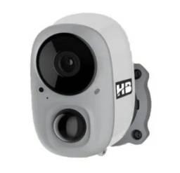Câmera Wifi Sem Conexão a Energia - Hb Tech