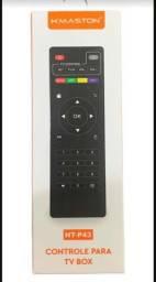Controle remoto para tv box envio imediato