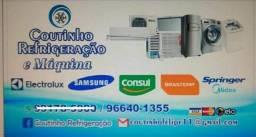 Técnico em Refrigeração e Máquina de lavar