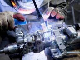 Reparos de solda em Alumínio, Inox e Ferro
