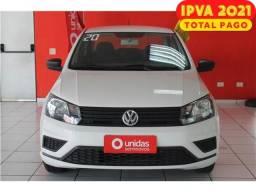 Volkswagen Voyage 2020 1.0 12v mpi totalflex 4p manual
