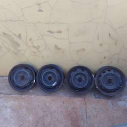 Rodas de ferro aro 13