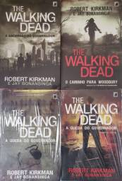 [Lacrados] Livros The Walking Dead Volume 1 a 4 - Robert Kirkman