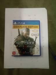 The Witcher 3: Wild Hunt Complete Edition para PS4 / venda ou troca / leia o anúncio