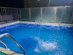 Apartamento para venda possui 198 metros quadrados com 2 quartos em Pituba