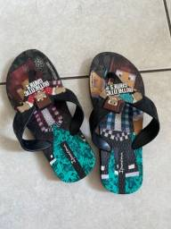 Chinelo Ipanema do Authentic Games - nº 29/30