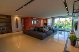 Apartamento para venda com 160m², 3 quartos em Ponta de Campina, Cabedelo - PB