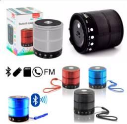 Caixa de Som Mini Speak Bluetooth