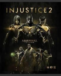 Injustice 2 Edição Lendária