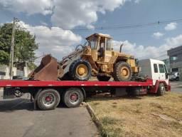 Título do anúncio: Transporte de máquinas e caminhões