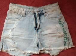 Short jeans original b.flay cos alto tamanho 36/38