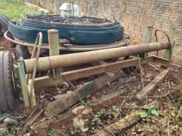 Canhão de irrigação