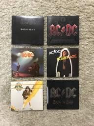 CDs AC/DC Originais