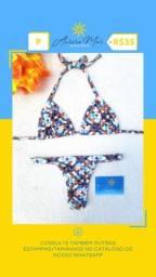 Título do anúncio: Moda Praia - Biquinis e Maios - AuroraMar