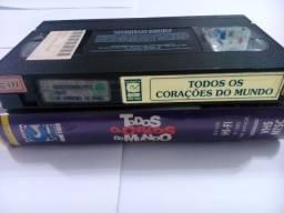 Título do anúncio: VHS Original Todos os Corações do Mundo Copa 1994