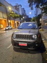Jeep Renegade Longitude 1.8 4x2 flex 16v Automatico