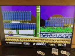 Venha jogar! Video Game emulador Nintendinho Eony 8 bits ?