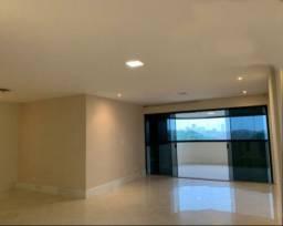 Vendo apartamento 4/4 todos com suítes, nascente, 194 M² de área privativa