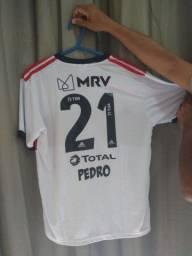 Camisetas primeira linha do flamengo