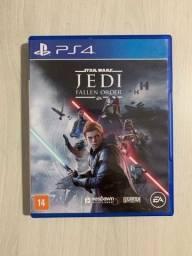 Título do anúncio: Star Wars - Jedi Fallen Order PS4