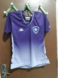 Camisa Oficial Botafogo Feminina