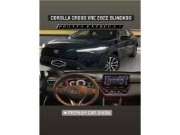 Título do anúncio: Toyota Corolla cross 2022 2.0 vvt-ie flex xre direct shift